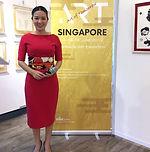 シンガポール バインリンガルMC