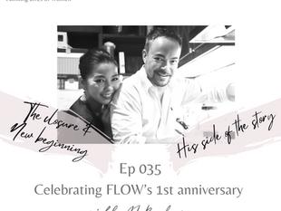 035_Celebrating FLOW's 1st anniversary with AJ Boelens