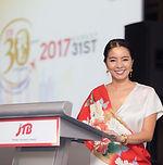 Japanese event host