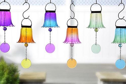 Enchanted Garden Design Hanging Bells