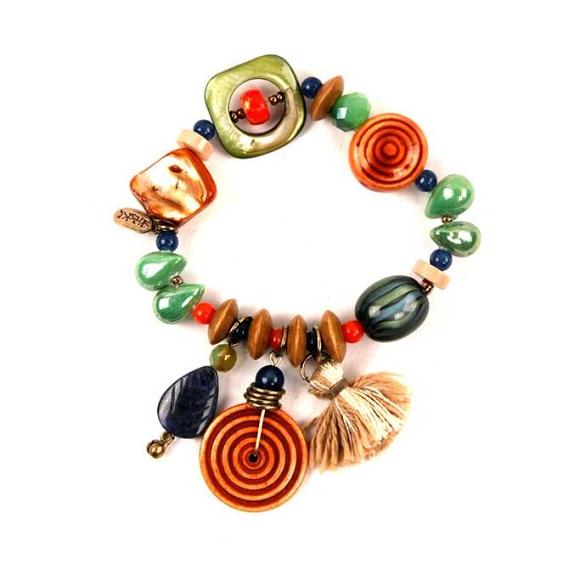 Treska's Playa Beaded Bracelet