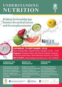 Understanding Nutrition Poster