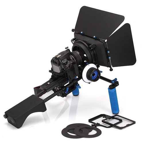 Koolertron DSLR Rig Shoulder Mount