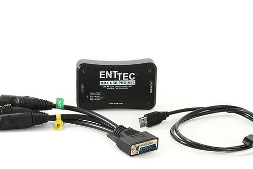 Enttec - DMX USB Pro Mk2
