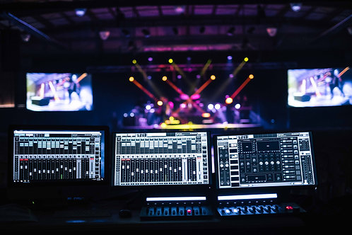 Waves eMotion LV1- Hire Package