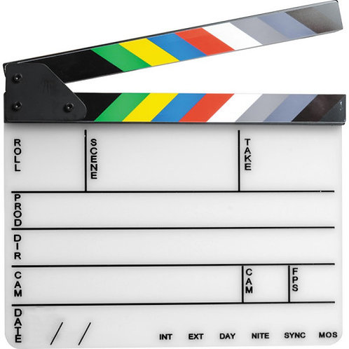 Standard Clapper Board
