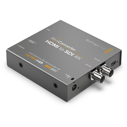 Blackmagic Mini Converter - HDMI to SDI 4K
