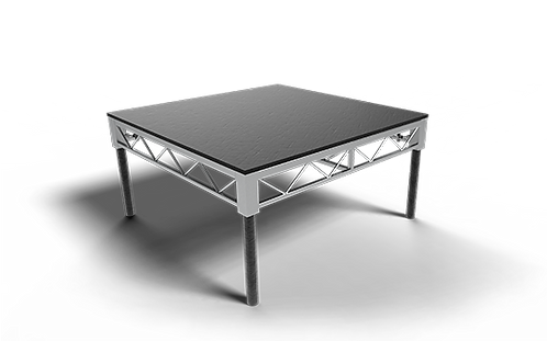 Stage Deck Hire - 1200x1200mm
