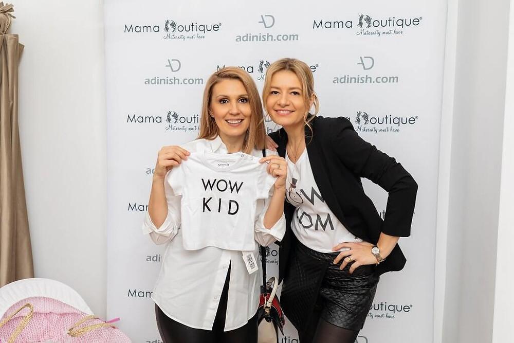 Eveniment cu si pentru gravide Mama Boutique