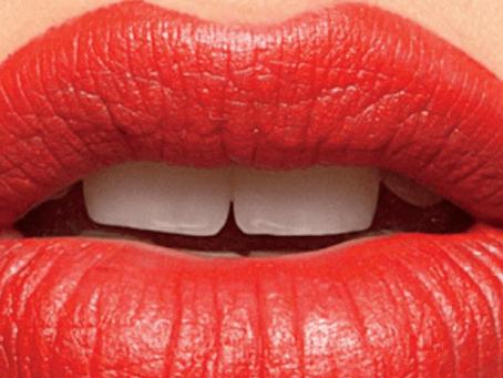 Hai sa vorbim despre buzele roșii