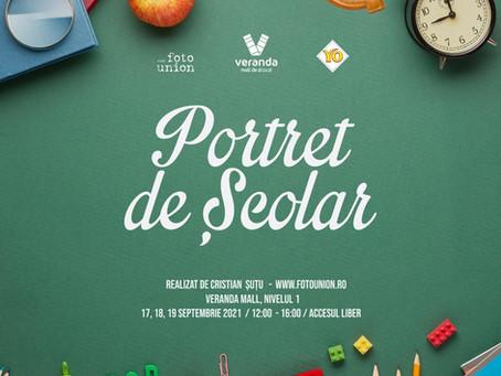 Portret de scolar-Veranda Mall