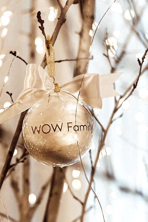 Glob transparent WoW Family