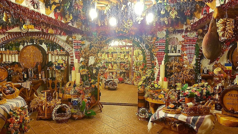 Un loc de poveste in Poiana