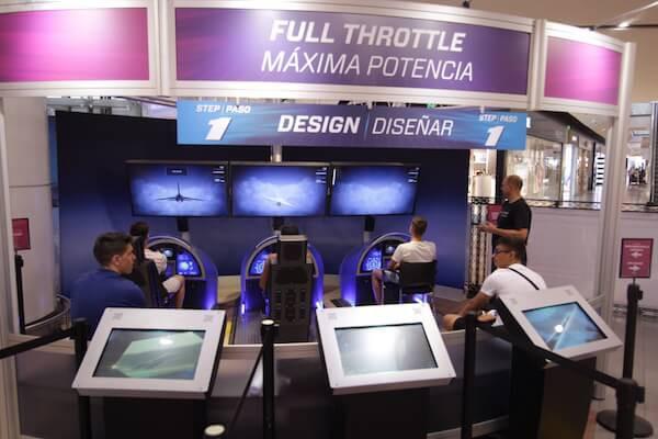 Expoziție aeronautică și aerospațială în București