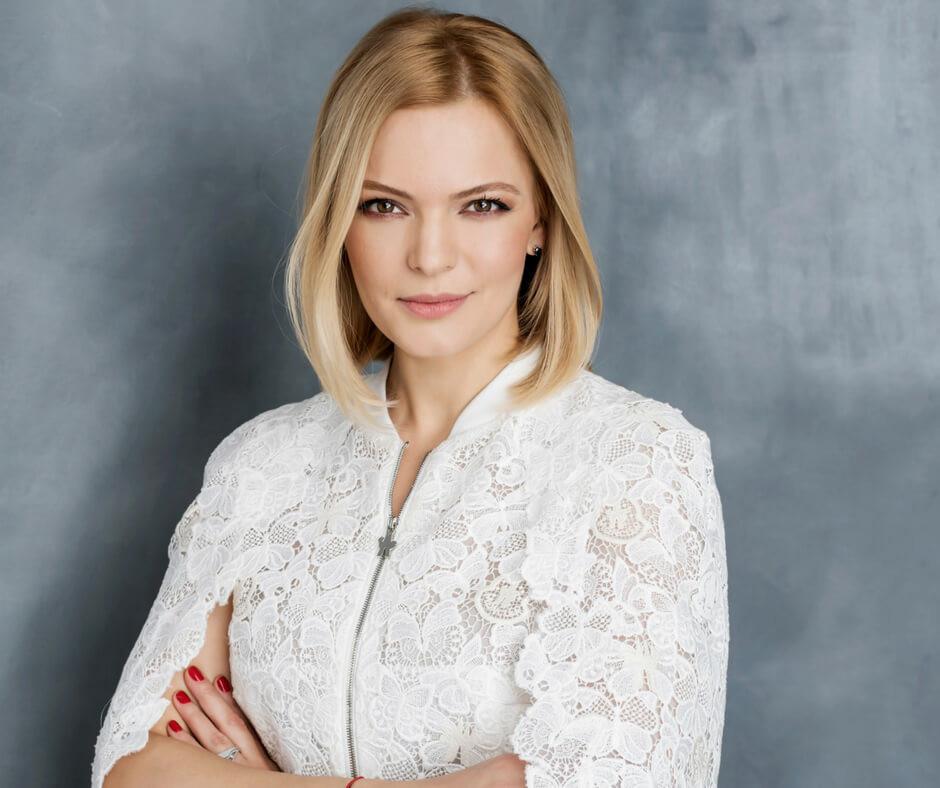Lavinia Petrea - prezentatoare ProTV și de 3 X WoW MoM