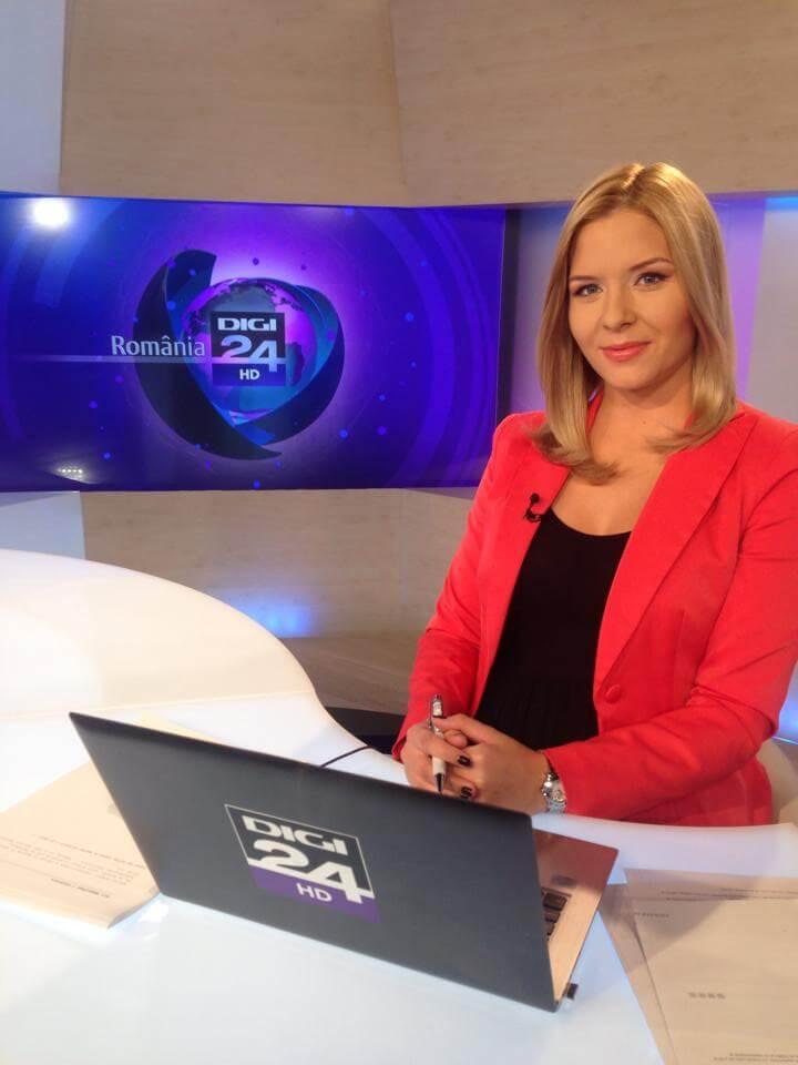 Ioana Țigănilă, despre televiziune, viața de mamă și cum a ajuns să scrie o carte