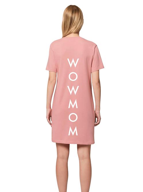 Rochie WoW MoM® Bumbac Roz