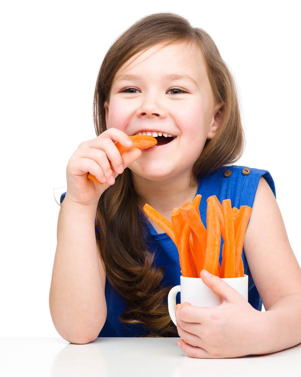 Cum îi păcălești pe copii să mănânce?