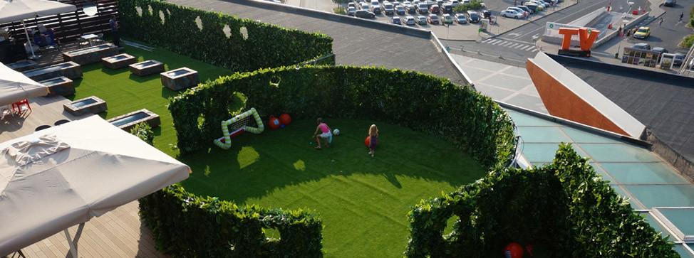 Ai chef de ieșit? 8 terase child-friendly din București
