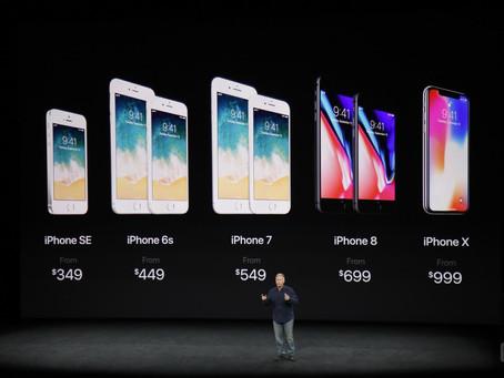 Iphone X, un telefon venit din altă galaxie