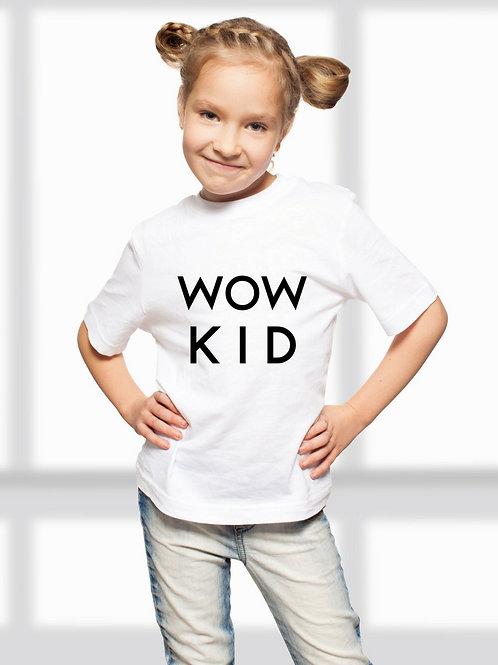 Tricou copii WoW Kid