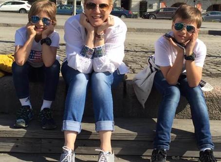 Cristina Chiriac, ambasadoarea iei românești. De la meșteșugul iei la cel al meseriei de mamă