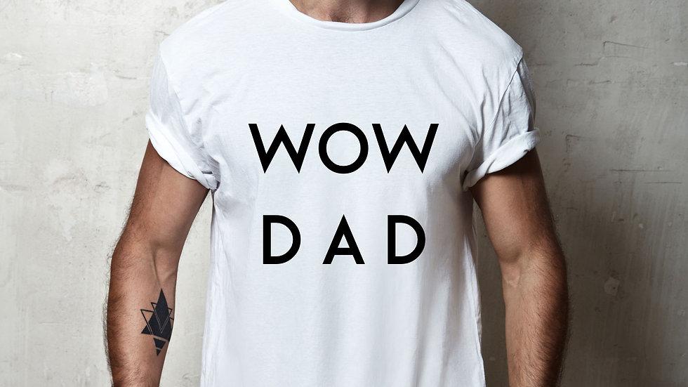 Tricou WoW Dad