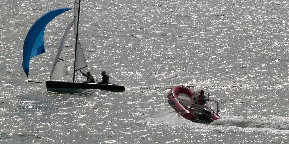 Early season power & sail - Day 2