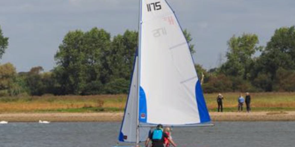 Early season power & sail - Day 1