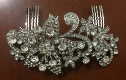Bling hairpiece