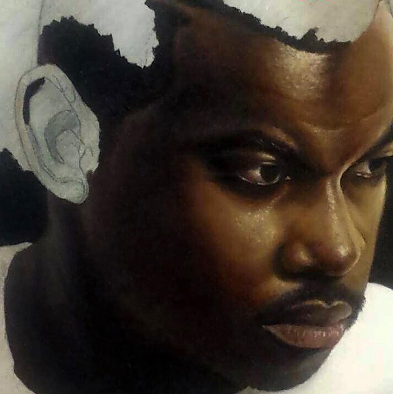 Darius (portrait Study)