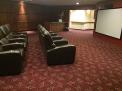 Pine Harbour Movie Theatre