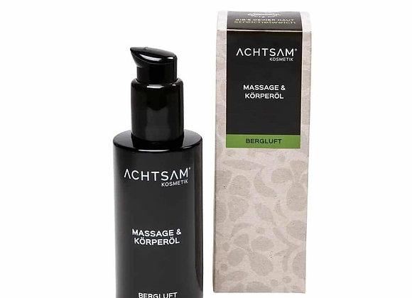 """Massage- & Körperöl """"Lavendel"""" oder """"Zirbe"""" 100ml"""