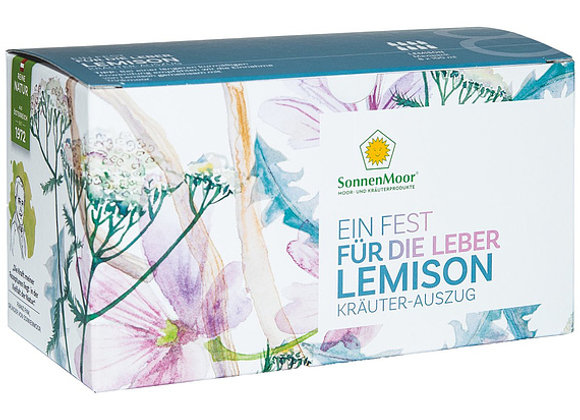 Lemison® Kräuterauszüge Großpackung 8x100ml