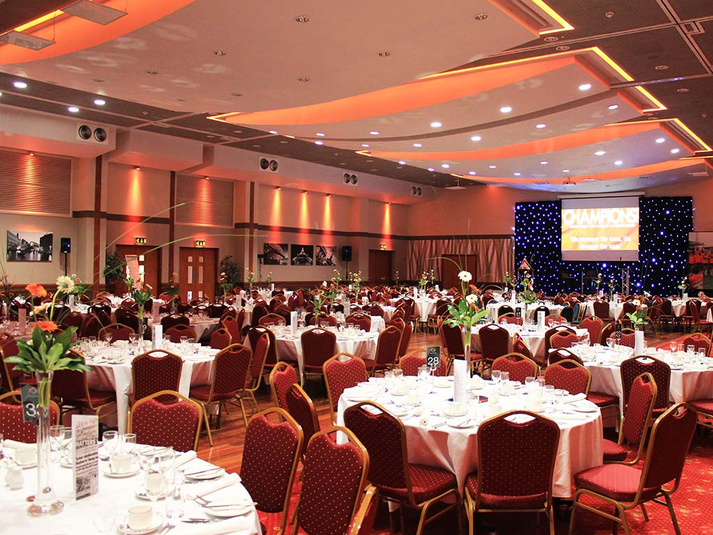 Luton S Leading Conference Meetings Events And Weddings Venue