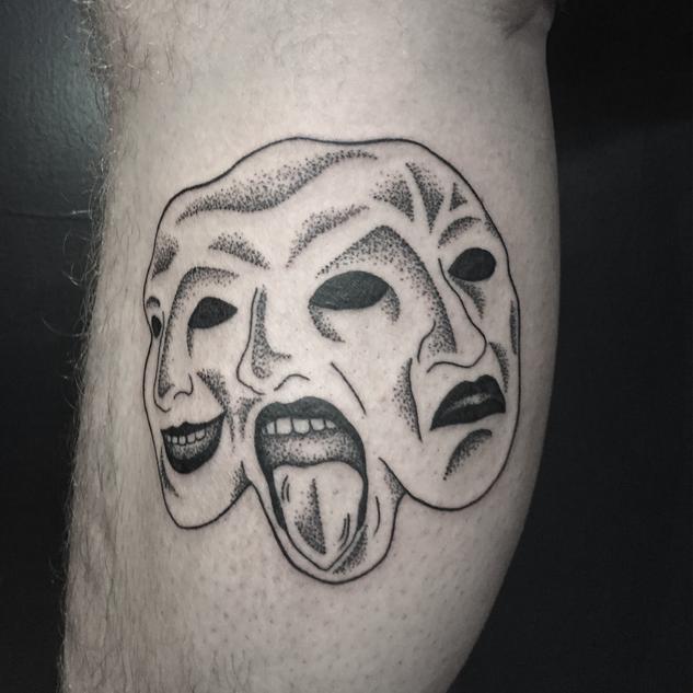 Mask by Nika