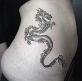 Dragon by Nika