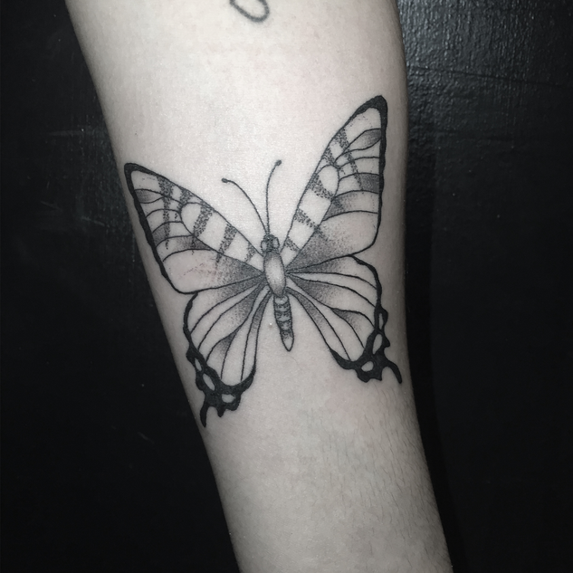 Butterfly by Nika