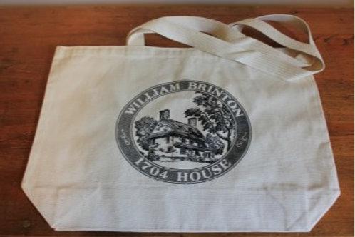 William Brinton 1704 House Tote Bag