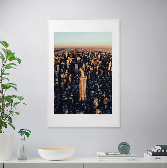 Print Empire State Building