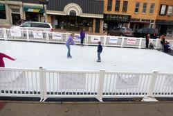 Ice Skate on Main Street