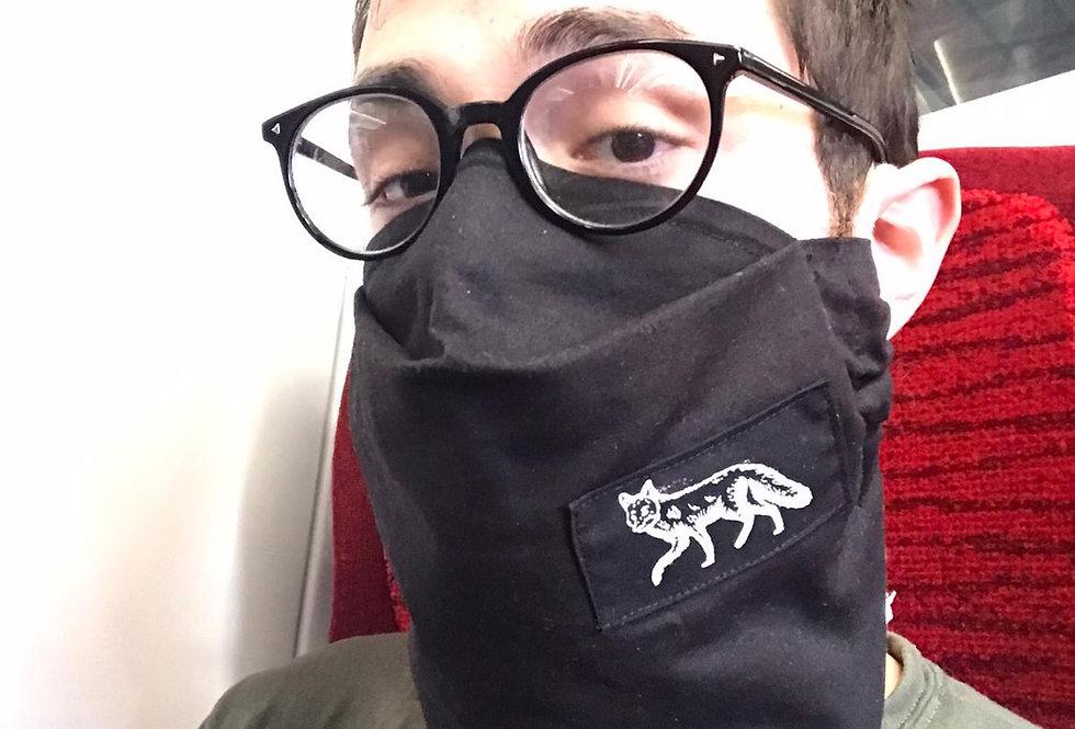 Foxy Beard Facemask