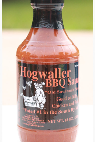 6 Bottles of Hogwaller Original (Includes shipping)