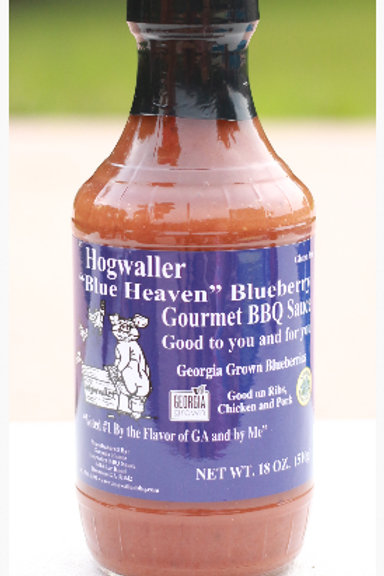 "6 Bottles of ""Blue Heaven"" Blueberry (Includes Shipping)"