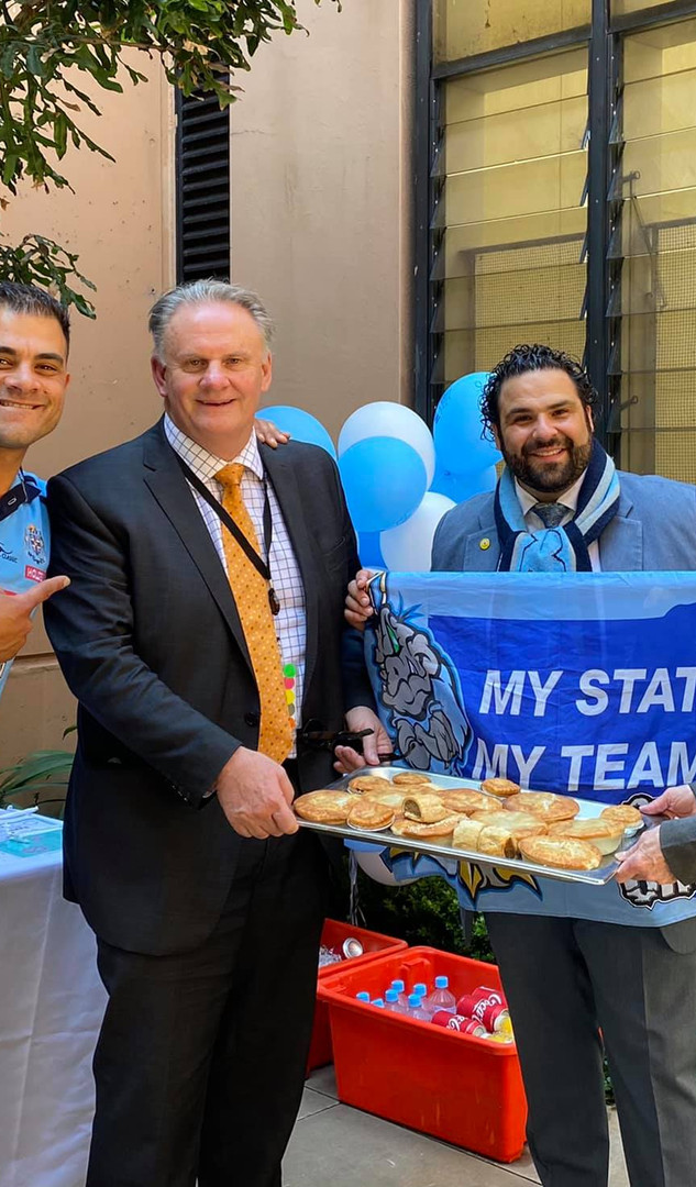 Thanks for your support Mark Latham's Ou