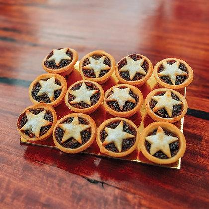 Fruit Mince Tarts Mini Dozen