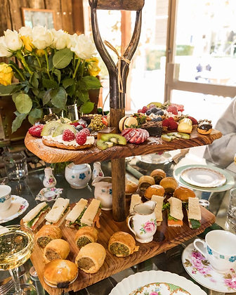 In-store High Tea