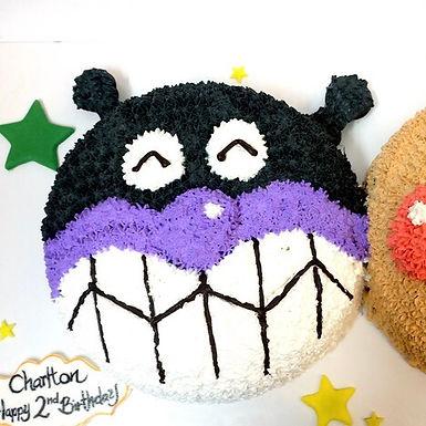 細菌小子 吱花蛋糕