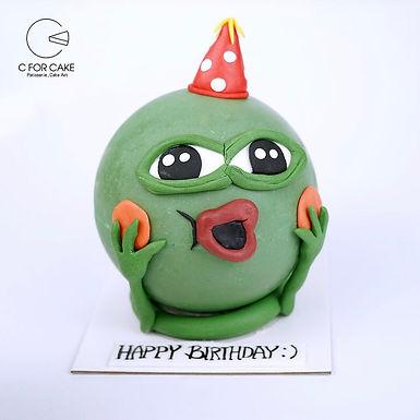 PEPE Wow 扑爆蛋糕
