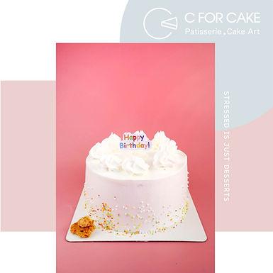 私伙天使蛋糕